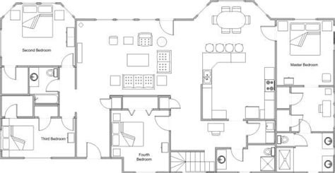 mountain cabin floor plans twin mountain cabin floor plan builds pinterest