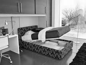Small Bedroom Decorating Ideas Black And White Bedroom Decorating Ideas In Small Bedroom With Modern