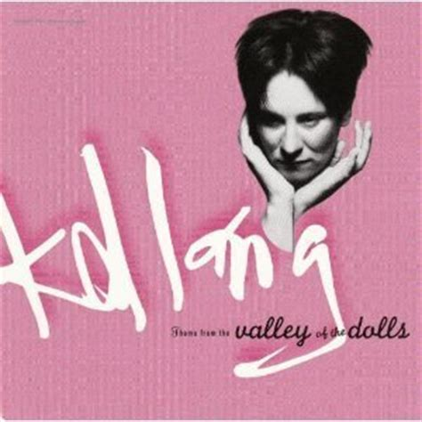 theme song valley of the dolls lyrics k d lang cd covers