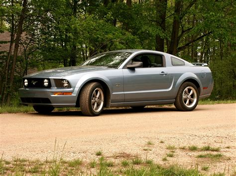 2005 Mustang Hp by All Ford Mustang Cars