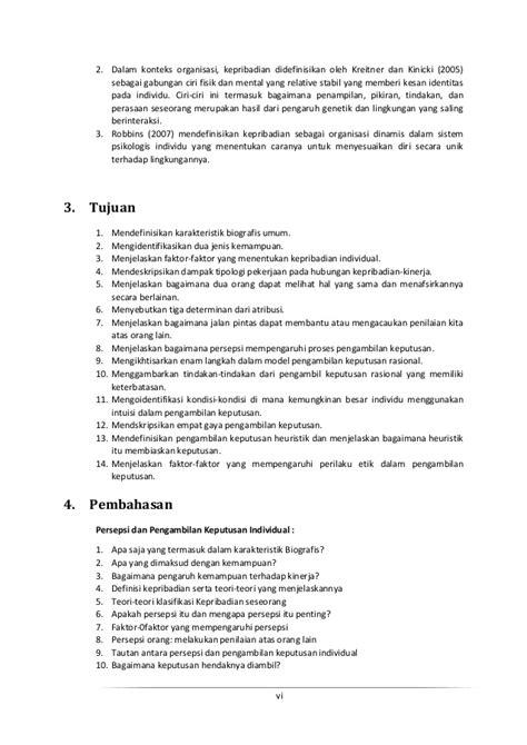 Teori Kepribadian 1 Edisi 7 perilaku organisasi dasar perilaku individu serta