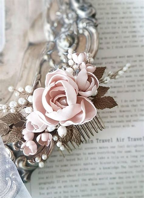 Vintage Inspired Wedding Hair Combs by Best 25 Wedding Hair Combs Ideas On Wedding