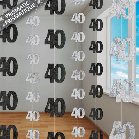 40th Birthday Decorations by 25 Best Ideas About 40th Birthday Decorations On