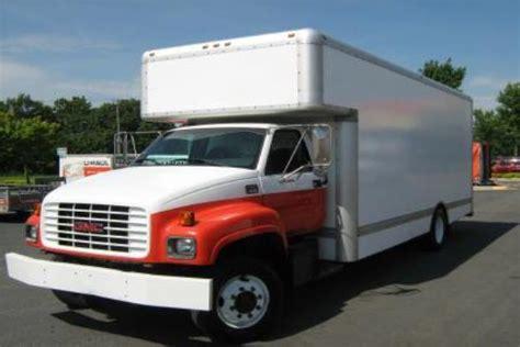 u haul truck sales 174 24 gmc c5500 box truck for sale in