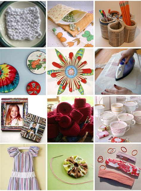 crafts from recycled items recycled crafts 171 thelongthread