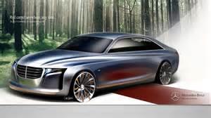 Mercedes U 2021 Mercedes U Class Concept For An Uber Saloon