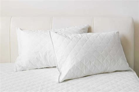 bed pillow protectors microfibre pillow protector