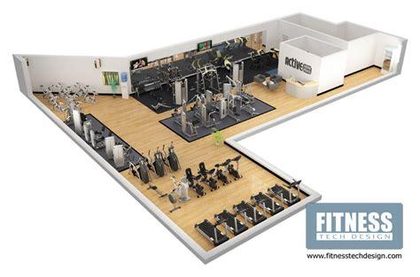 3d layout design 3d design 3d fitness layout portfolio fitness tech