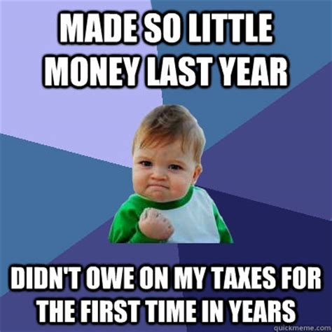 new year owe money made so money last year didn t owe on my taxes for