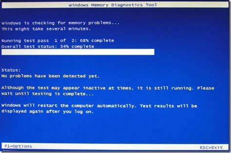 Ram Windows 7 troubleshoot ram with windows 7 s memory diagnostic tool
