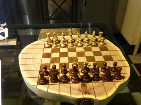diy chess board 6 11 best images about chess table on pinterest