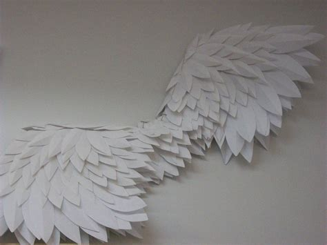 paper wings by raejii on deviantart