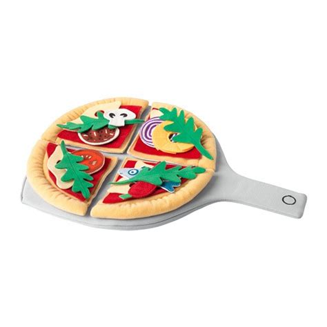 duktig  piece pizza set ikea
