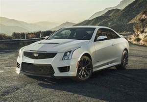 Cadillac Ats Dimensions Cadillac Ats V Coupe And Sedan Specs Performance