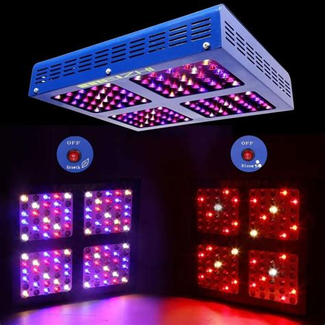 meizhi led grow light review meizhi led marijuana grow light 420 beginner
