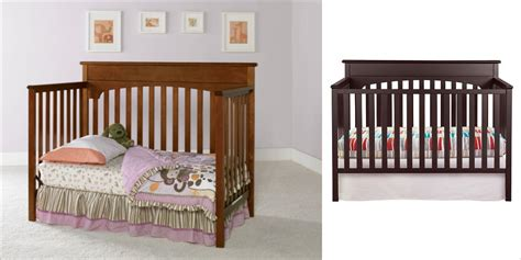 Graco Convertible Crib Graco Harbor Lights 4in1 Graco Signature Convertible Crib