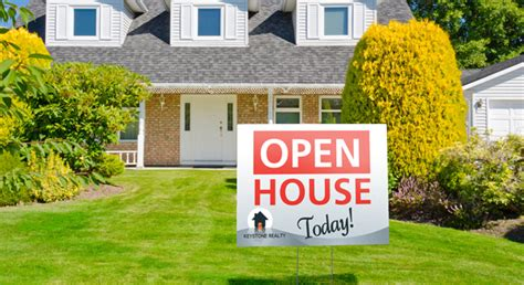 real estate open house signs gain visibility with sign printing for real estate open houses