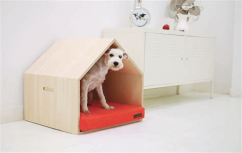 dog house dog bed modern pet bed and plywood dog house from mpup dog milk