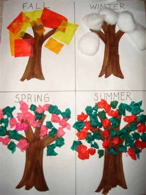 patterns in nature kindergarten seasons activities with kids is a great way to teach