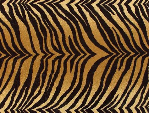 Animal Print Fabric For Upholstery Tiger Cat Fabric By The Yard