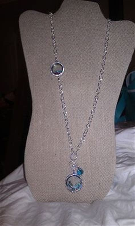 The Chain Origami Owl - the locket chain on locket