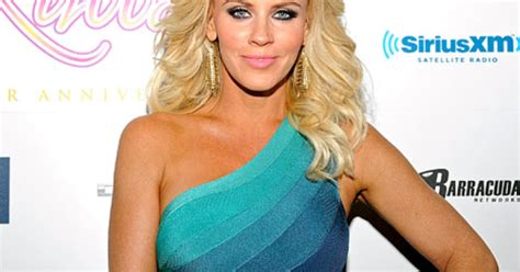 jenny mccarthy tattoo mccarthy gets foot during bowl blackout
