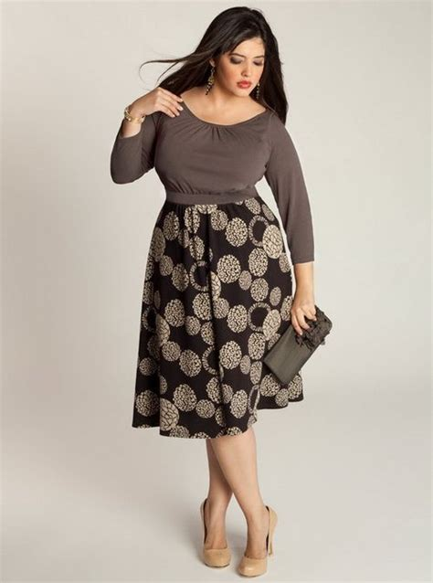 den skirts for 47 yr old the plus size woman put together attractive feminine