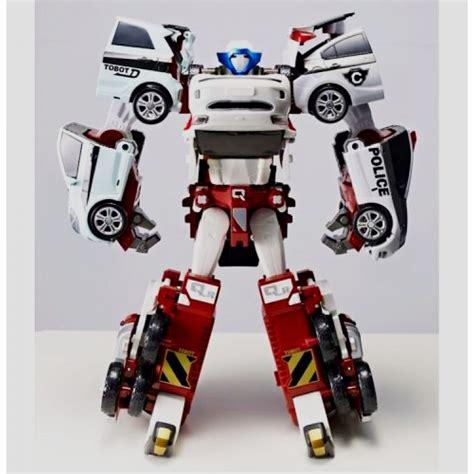 Tobot Quatran Quadrant tobot quadrant 4 copolymers robot c d w r no box packing
