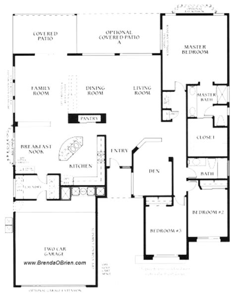 montana floor plans saddlebrooke floor plan montana model large