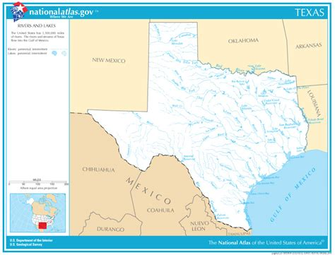 texas map with cities and rivers all 50 states and capitals map
