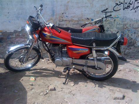 honda cg 125 honda cg 125 2005 of yasinjj member ride 15281 pakwheels