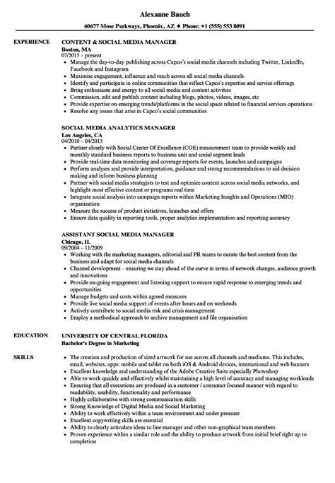 Visual Information Specialist Resume Beautiful Standard E Social
