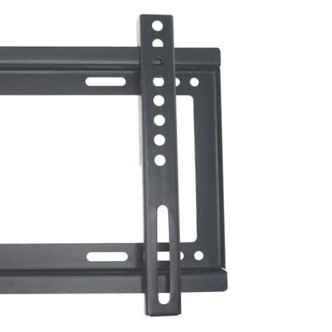 Bracket Led Tv 40 Inch 43 Inch Built In Water Pass fixed led tv wall mount stand universal wall bracket for 20 to 43 inches led lcd plasma