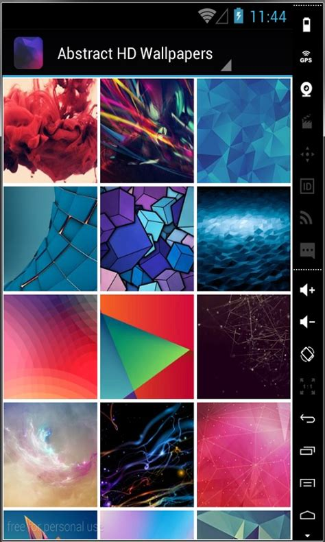 colorful abstract hd wallpapers free android app android abstract hd wallpapers free android app android freeware