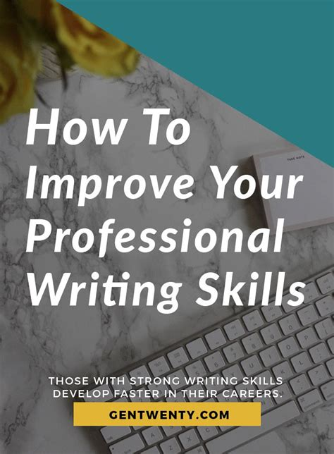 How To Improve Business Letter Writing Skills best 25 professional writing ideas on