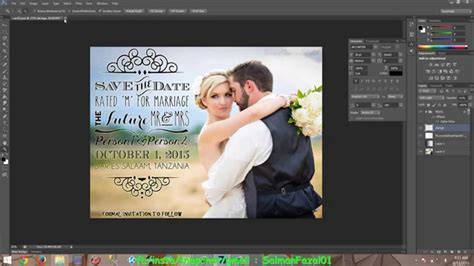 save the date cards templates photoshop 3 free save the date cards photoshop psd