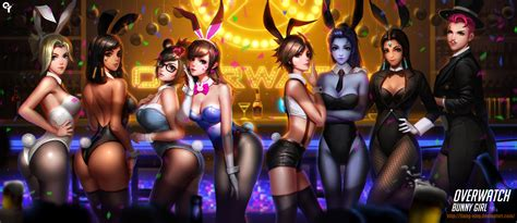 hot female overwatch characters overwatch bunny girl overwatch know your meme