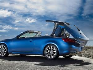 Infinity Convertable Infiniti G37 Convertible Buying Guide