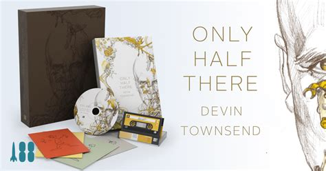 one half from the east books only half there canadian musician devin townsend s