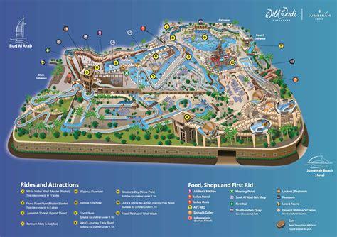Blueprint Math by Wild Wadi Waterpark Dubai