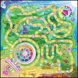 Original Barnes And Noble Store The Game Of Life 174 My Little Pony Monopoly Usaopoly