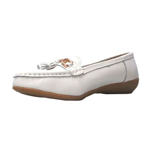 Jo In Shoes jo joe womens shoe nautical white