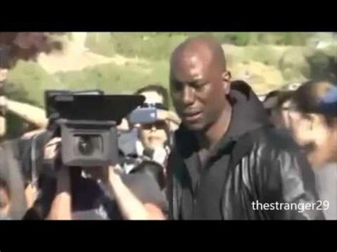 paul walker biography in spanish paul walker tyrese gibson llora la muerte de su amigo