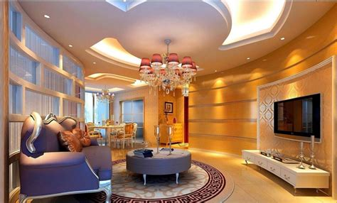 luxury gypsum board ceiling with purple bed and amazing sparkling gypsum board ceiling ideas with shaped rug