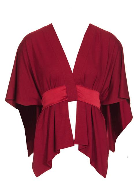 free sewing pattern kimono top 11 2011 red kimono wrap top sewing projects burdastyle com