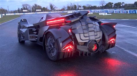 Reel Next Jet 3000 the new team galag batmobile gumball 3000 2016
