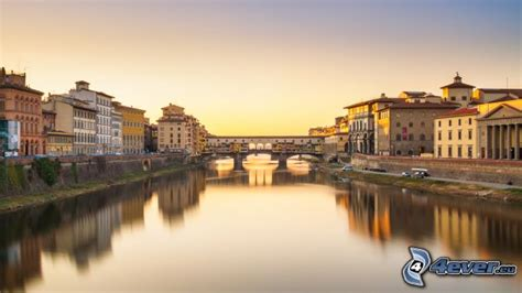 houses over water on ponte vecchio florence italy stock photo royalty free image 74147998 alamy historic bridge