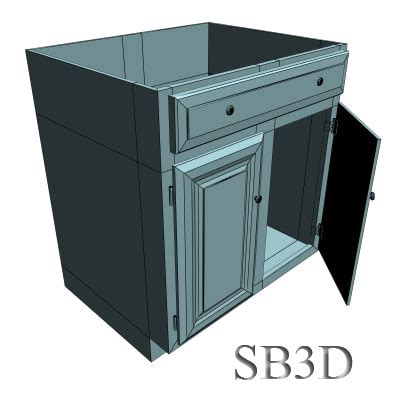 Kitchen Sinks For 30 Inch Base Cabinet 30 Inch Sink Base Max