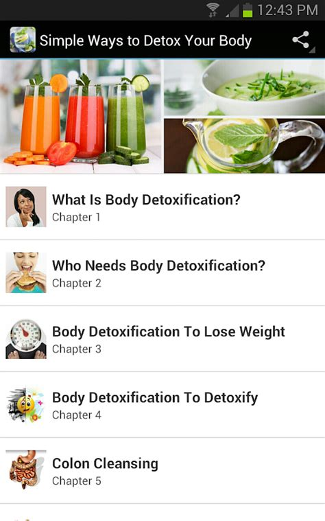 Top Ten Ways To Detox Your by Simple Ways To Detox Your Android Apps On Play