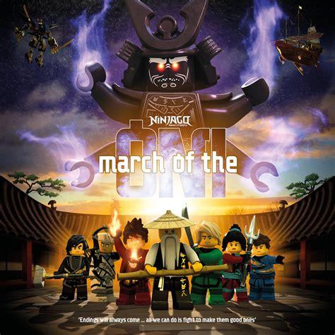 season  march   oni ninjago wiki fandom
